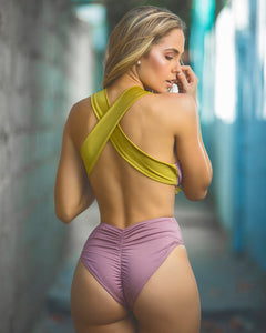 Bow solid one piece