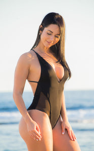 Salitre swimsuit black
