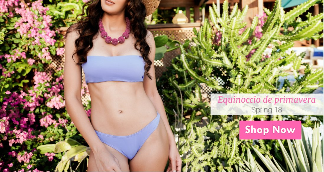 Spring Madness By Salitre Swimwear