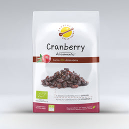 Cranberry - bio snack - Single Pack