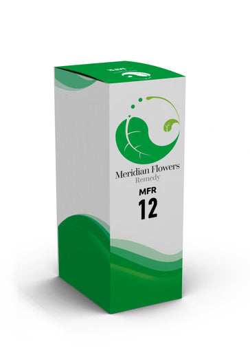 Meridian Flowers Remedy - MFR 12