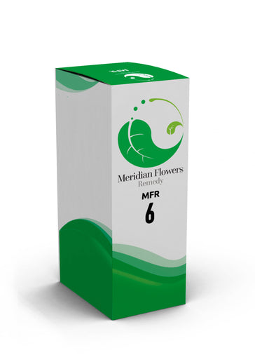Meridian Flowers Remedy - MFR 6