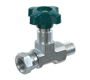 Gauge Isolator Needle Valve