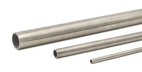 "1/2"" x .065 316 Stainless Steel Seamless Tubing"