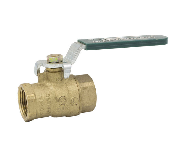 "1-1/4"" SAE 2BVL Series Ball Valve"