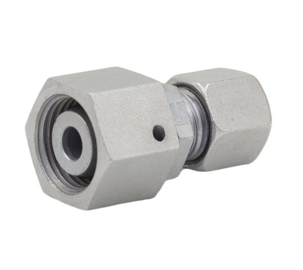 8mm O.D. Straight Reducer for Tube x DKO S Series