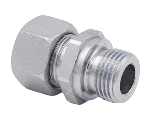 14 mm Tube x BSPP S Series Straight Male Stud