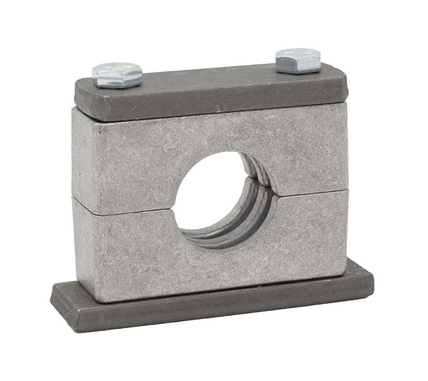 "1/8"" Pipe Aluminum Clamp Heavy Series"