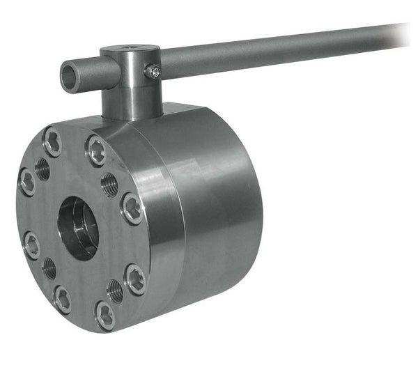 "2-1/2"" Code 61 Direct Flange Ball Valve"