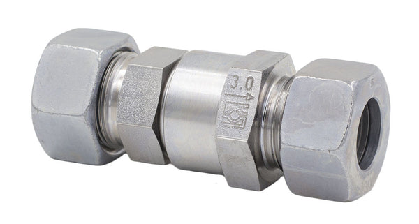 Metric Tube L Series Check Valve