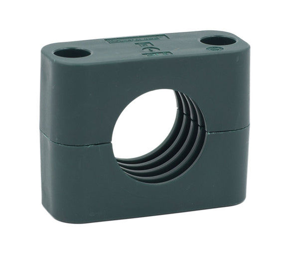 "1/8"" Pipe Polypropylene Clamp Body"