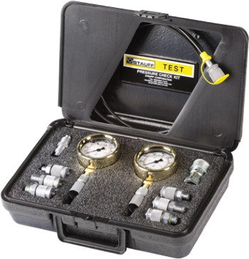 Stauff 2 Gauge Pressure Test Kit