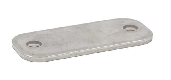 Stauff Group 8 Cover Plate 304 Stainless Steel