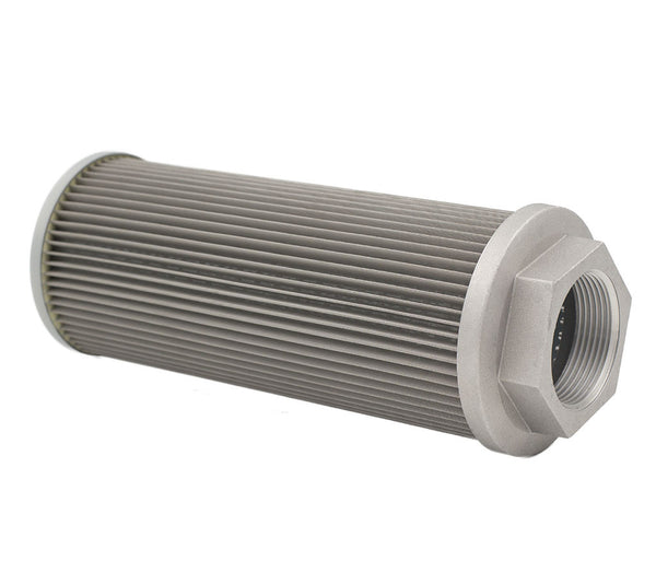 "1-1/4"" NPT Aluminum Cap Suction Strainer"