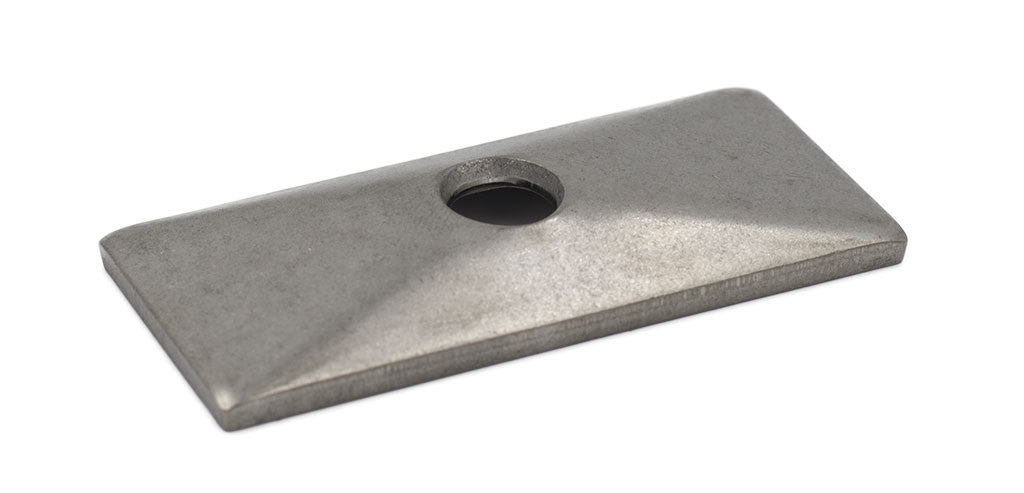 Stauff Group 2D Cover Plate 304 Stainless Steel