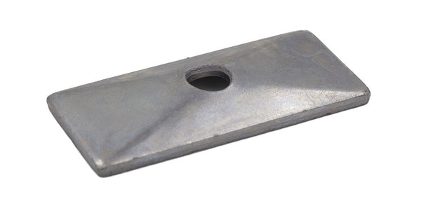 Stauff Group 1D Cover Plate Carbon Steel