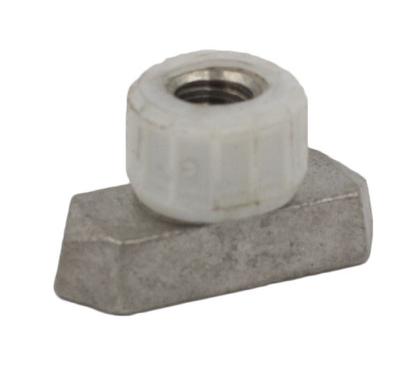 Stauff Twin Series Group 1D Rail Nut 316 Stainless Steel