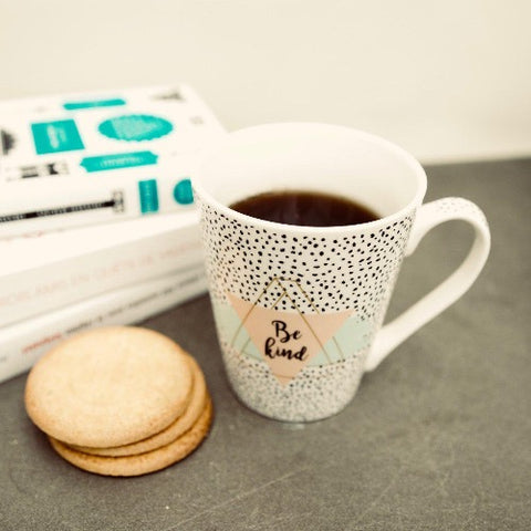 tasse mug kindness design Memphis