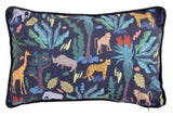 "Coussin ""Jungle"""