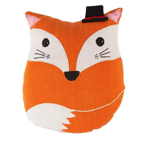 Coussin renard mr alfie dandy gentleman