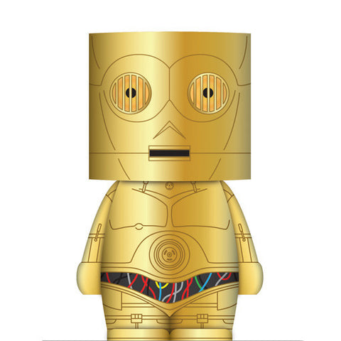 Lampe C-3PO C3PO star wars look alite geek