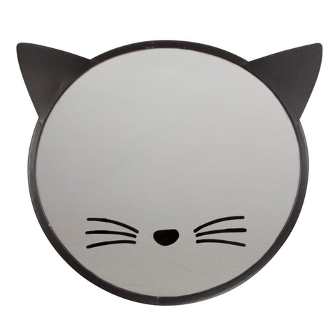 Miroir chat tête cat mirror sass belle