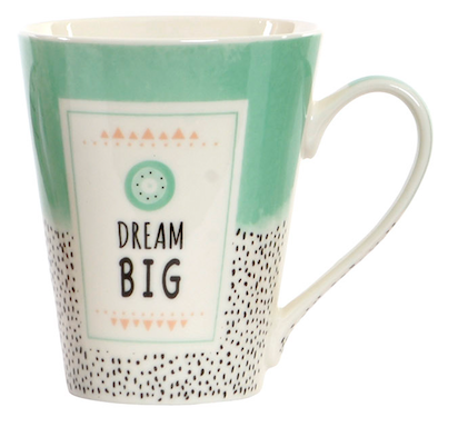 Mug Dream Big