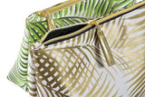 "Trousse style "" Tropical Or """