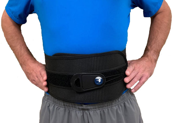 SB Adjustable Back & Abdominal Support Brace -  by Superior Braces - Superior Braces - SuperiorBraces.com