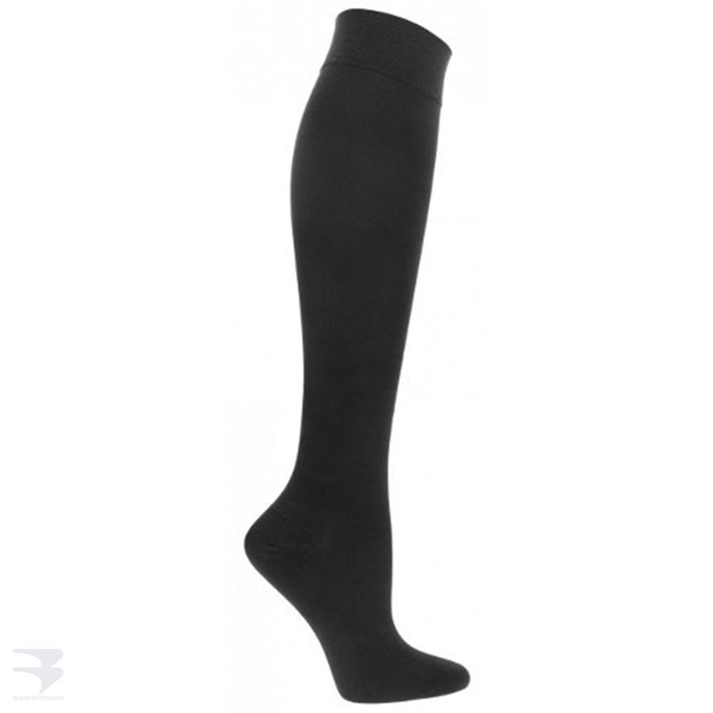 Men's Ribbed Dress Support Socks (20-30 mm Hg Compression) - 3 Pack -  by Advanced Orthopaedics - Superior Braces - SuperiorBraces.com