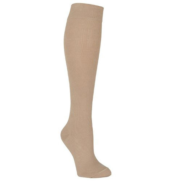 Ladies Compression Support Socks (15-20 mm Hg Compression) 3 Pack -  by Advanced Orthopaedics - Superior Braces - SuperiorBraces.com