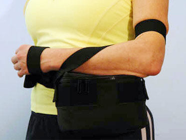 EZ Sling - Arm/Shoulder Brace -  by Doctor in the House - Superior Braces - SuperiorBraces.com