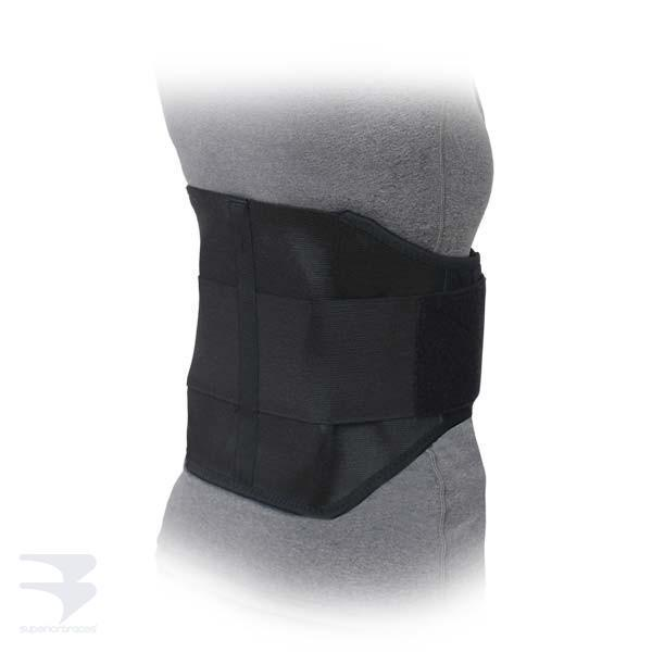 Lumbo Lite Lumbo Sacral Back Brace -  by Advanced Orthopaedics - Superior Braces - SuperiorBraces.com