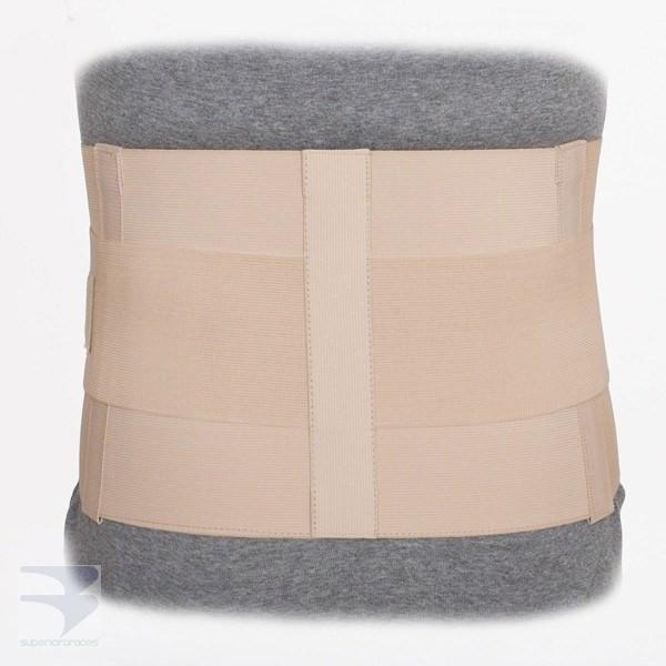 Lumbar Sacral Support with Insert Pocket -  by Advanced Orthopaedics - Superior Braces - SuperiorBraces.com