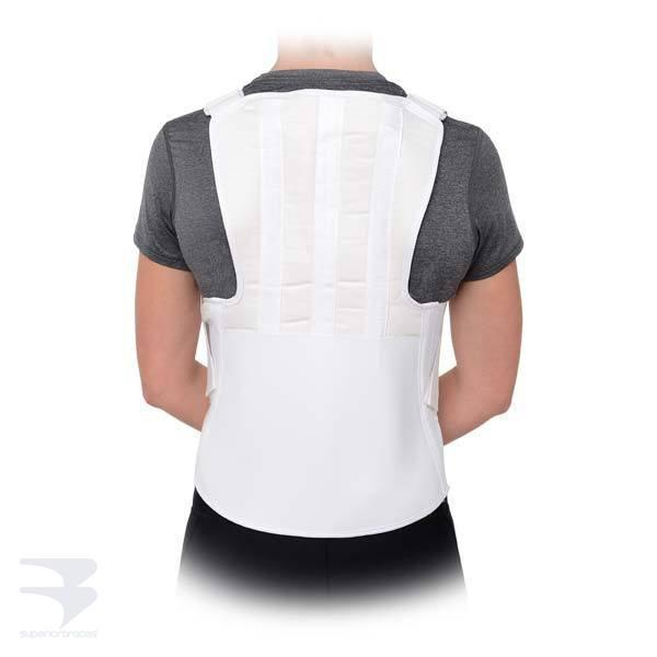 TLSO Support (Thoracolumbosacral Orthosis) -  by Advanced Orthopaedics - Superior Braces - SuperiorBraces.com