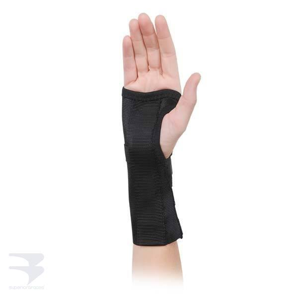 Prop-Up Elastic Wrist Brace -  by Advanced Orthopaedics - Superior Braces - SuperiorBraces.com