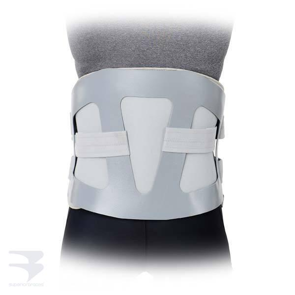 Lightweight Spinal Orthosis -  by Advanced Orthopaedics - Superior Braces - SuperiorBraces.com