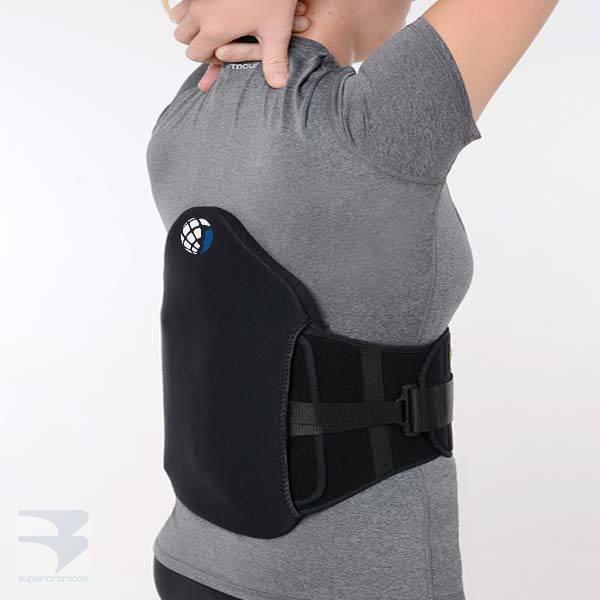 The Weave Back Brace - 27 Series -  by Advanced Orthopaedics - Superior Braces - SuperiorBraces.com