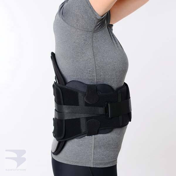 The Weave Back Brace - 77 Series