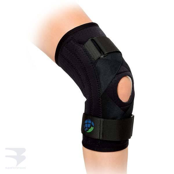 Deluxe Airprene Knee Brace -  by Advanced Orthopaedics - Superior Braces - SuperiorBraces.com