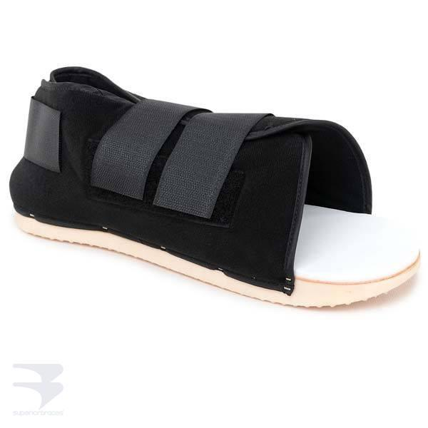 Post-Op Shoe with Adjustable Heel