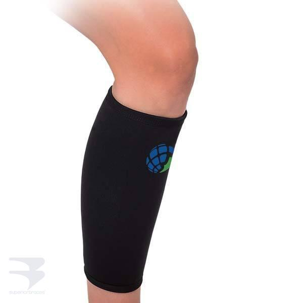 Neoprene Calf Sleeve Support -  by Advanced Orthopaedics - Superior Braces - SuperiorBraces.com