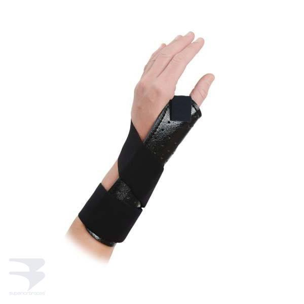 K.S. Thumb Spica Support -  by Advanced Orthopaedics - Superior Braces - SuperiorBraces.com