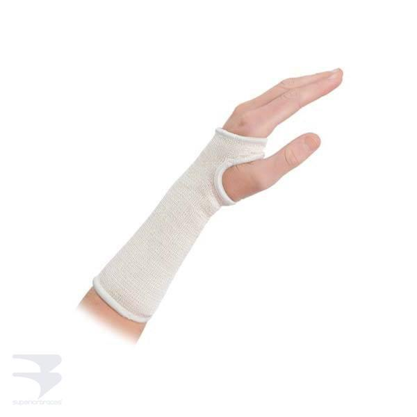 Elastic Slip-On Wrist Support -  by Advanced Orthopaedics - Superior Braces - SuperiorBraces.com