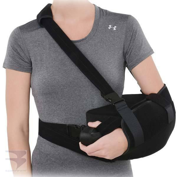 Shoulder Abduction Pillow with Ball -  by Advanced Orthopaedics - Superior Braces - SuperiorBraces.com