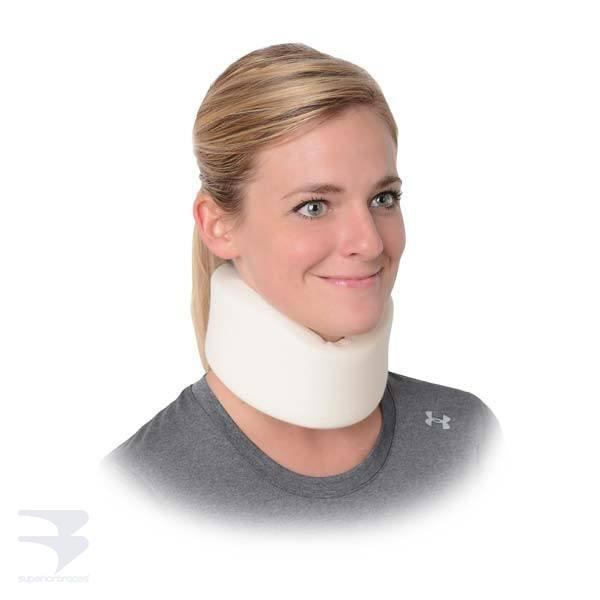 Universal Cervical Collar (Neck Brace) -  by Advanced Orthopaedics - Superior Braces - SuperiorBraces.com