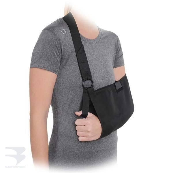 Premium Arm Sling -  by Advanced Orthopaedics - Superior Braces - SuperiorBraces.com