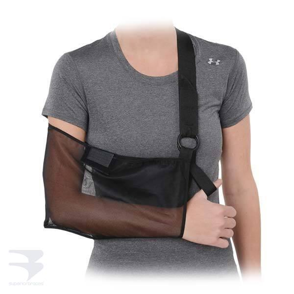 Air Lite Arm Sling -  by Advanced Orthopaedics - Superior Braces - SuperiorBraces.com