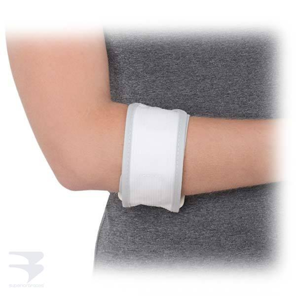Premium Tennis Elbow Support -  by Advanced Orthopaedics - Superior Braces - SuperiorBraces.com