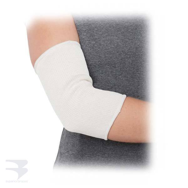 Elastic Slip-On Elbow Support -  by Advanced Orthopaedics - Superior Braces - SuperiorBraces.com